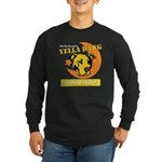 Yella Dawg Sarsaparilla Long Sleeve Dark T-Shirt