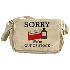 Out-Of-Stock Messenger Bag