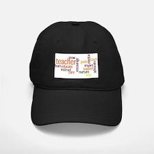 Teacher Baseball Hat