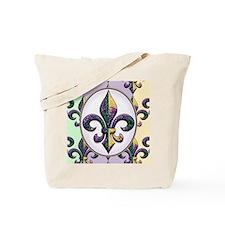 FleurMGbeadsPcOfMg Tote Bag