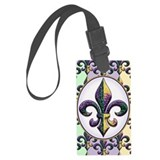Fleur de lis Travel Accessories