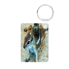 ground squirrel Keychains