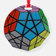 Rubik 8 Ornament