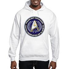 Starfleet Command Hoodie