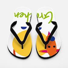 Gretchen-the-goat Flip Flops