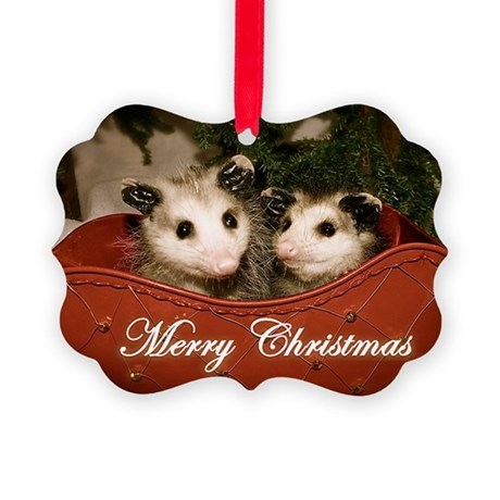 Possum Ornaments | 1000s of Possum Ornament Designs
