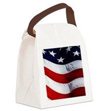 americanMP Canvas Lunch Bag