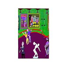 The Art Thief 4600 x 7000 3'x5' Area Rug