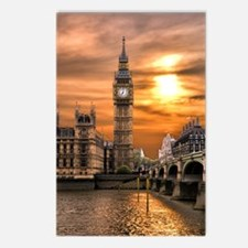 Houses of Parliament Postcards (Package of 8)