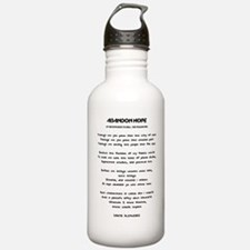 ABANDON HOPE - DANTE A Sports Water Bottle