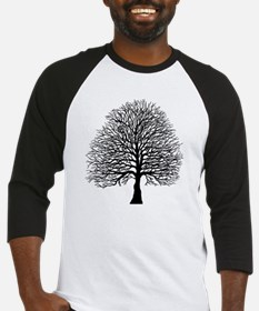 Oak tree Baseball Jersey