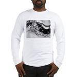 French Market, 1900 Long Sleeve T-Shirt
