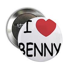 """BENNY 2.25"""" Button"""