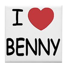 BENNY Tile Coaster
