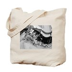 French Market, 1900 Tote Bag