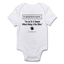 Be A Champion Infant Bodysuit