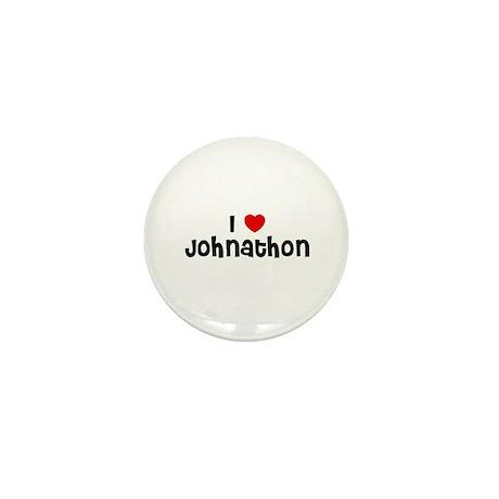I * Johnathon Mini Button (10 pack)