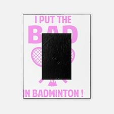 badBadminton1F Picture Frame