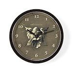 Wall Clock (brown)