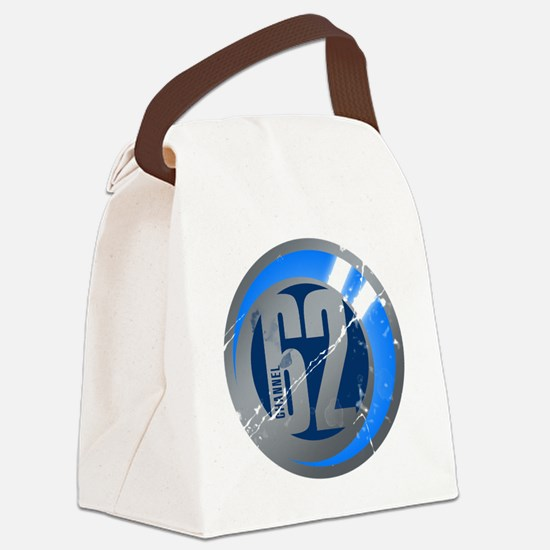 channel62 Canvas Lunch Bag