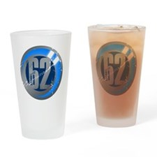 channel62 Drinking Glass