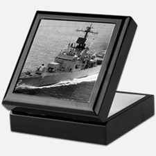 ramsey de framed panel print Keepsake Box