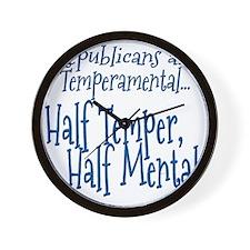tm republicans Wall Clock