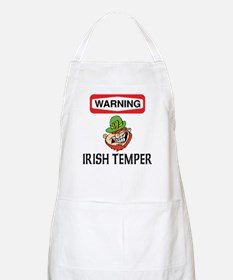 Irish Temper BBQ Apron