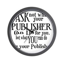 ask not publisher Wall Clock