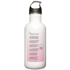 LVN-tribute-fempd Water Bottle