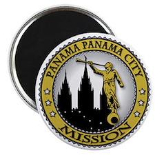 Panama Panama City LDS Mission Angel Moroni Magnet