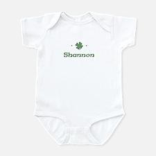 """""""Shamrock - Shannon"""" Onesie"""
