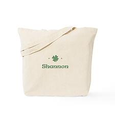 """""""Shamrock - Shannon"""" Tote Bag"""
