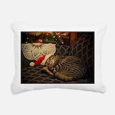 Daisyxmasardsignvin Rectangular Canvas Pillow