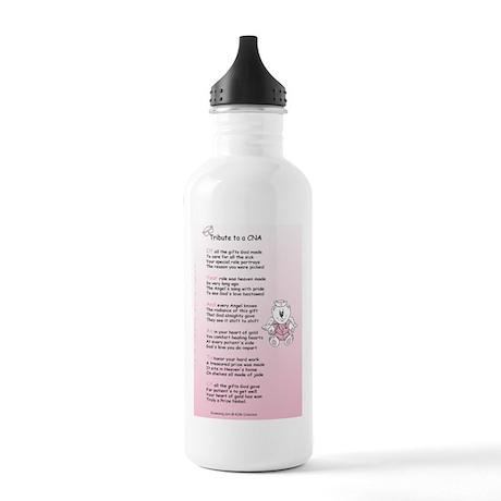 CNA-tribute-fempd-z Sports Water Bottle by Admin_CP3680983