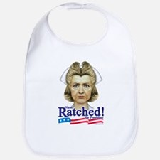 Nurse Hillary Ratched Bib
