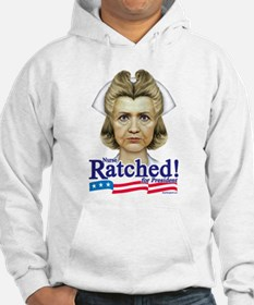 Nurse Hillary Ratched Jumper Hoody