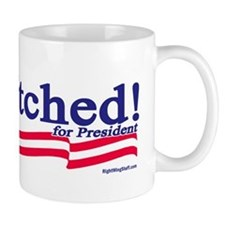 Nurse Hillary Ratched Mug