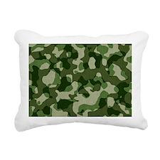 camobag Rectangular Canvas Pillow