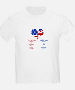 British American Translations Kids T-Shirt