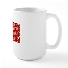 christmas skulls3 Mug