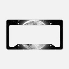 moon bag License Plate Holder