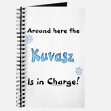 Kuvasz Charge Journal