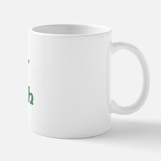 """""""Shamrock - Sarah"""" Mug"""