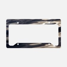 waterbag License Plate Holder