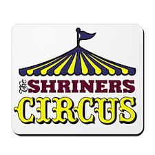 Shriners Circus Mousepad