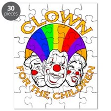 Shriners Clown Puzzle