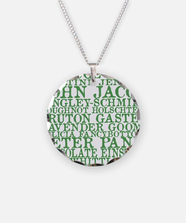 Gus Names Necklace