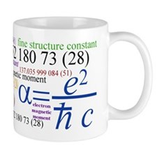 Physics Equation Mug