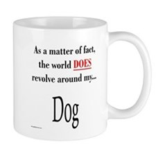 Dog World Mug